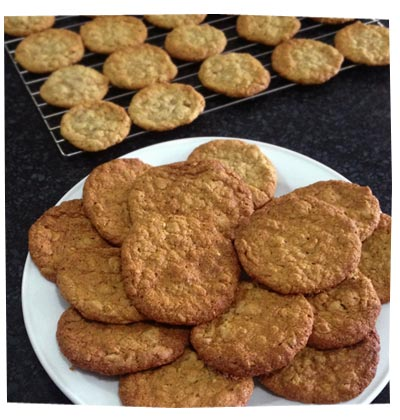 chewy anzac biscuits - photo #5