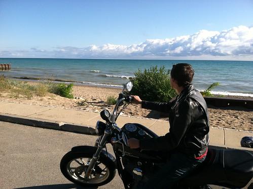 Sheridan road ride