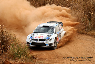FV Flickr Top 5 (2-26) Eervolle vermelding: S.Ogier-SS3-WRCGreece2013