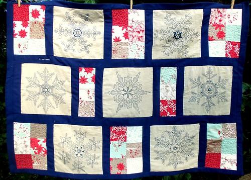 Winter's Comfort Quilt