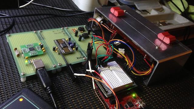 USB DAC FADER VOLUME CONTROL