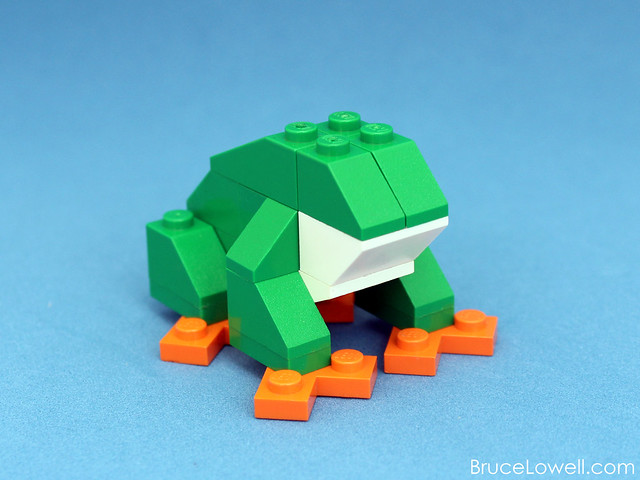 LEGO Tree Frog Kit