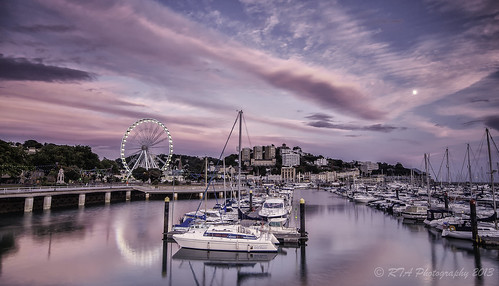 pink sky boats harbour torquay sigma1020mm456exdchsm absolutelyperrrfect nikond5000 ringexcellence