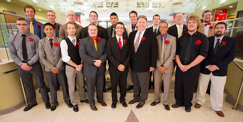 Fraternity Colonization of Phi Kappa Tau