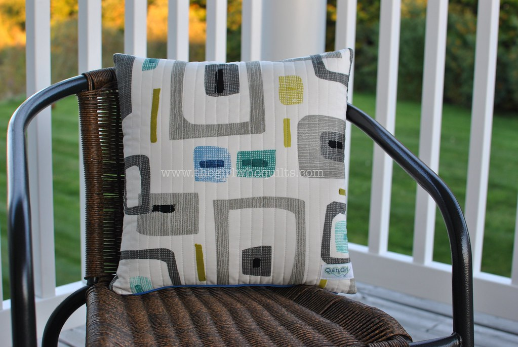 Gathering Place Pillow