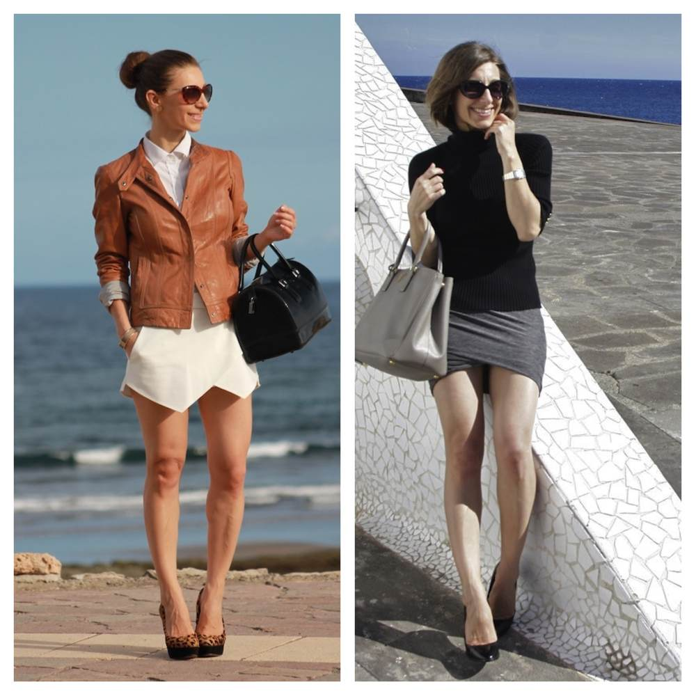 ! Well-living blog: Cloths that elongate {visually} your legs