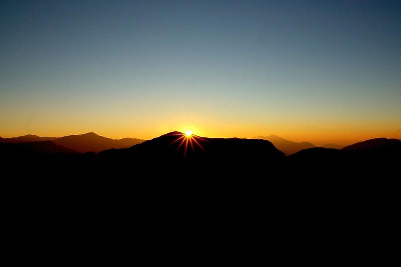無明觀日落 1