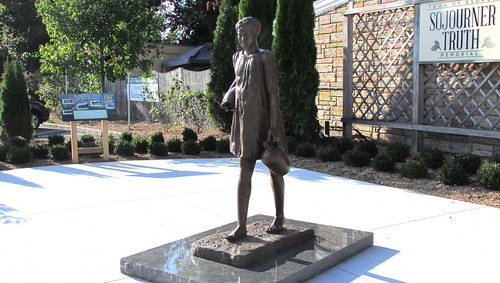 Sojourner Truth Statue - Memorial