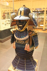 armour, samurai, costume,