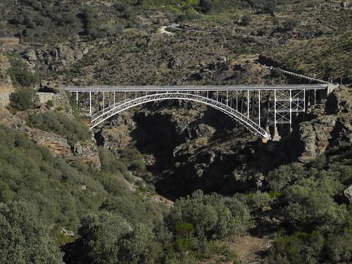 Puente Pino en Villadepera