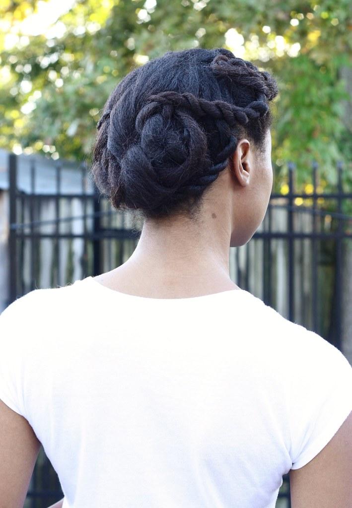 elegant protective hair