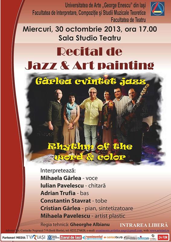 2013.10.30.Recital jazz