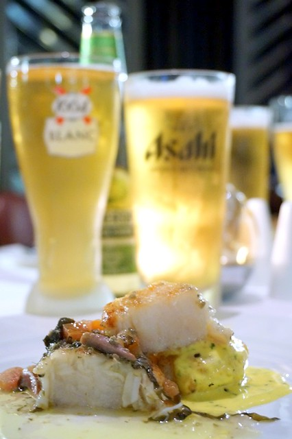kronenbourg beer pairing dinner - svago KLCC-007