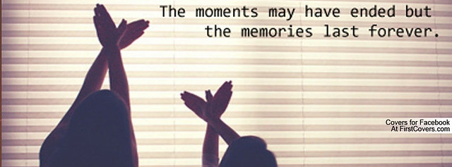 Memories Facebook Cover Photo