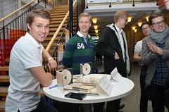 Brassbandfestivalen 2012 - Linus Hultegård säljer BK:s nya CD