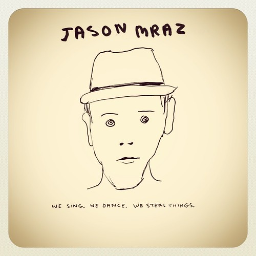 It's #jasonmraz kinda day #itunesradio #music #sunday  www.therabbitandtherobin.co.za {follow me @robindeel on Instagram} Official @rabbitandrobin