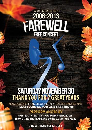 JazzyBlu Farewell