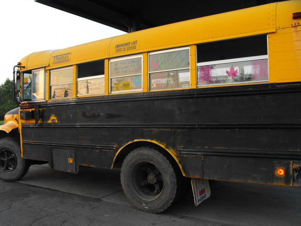 School Bus Conversion Resources: Making/buying Window Gutters?