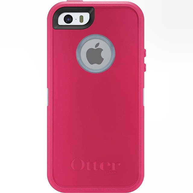 Pink Otterbox Case For Iphone S