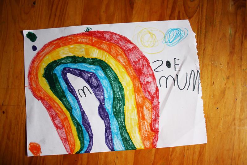 Rainbow by Zoe