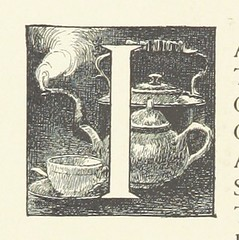 """British Library digitised image from page 86 of """"A selection from the sonnets of William Wordsworth. With numerous illustrations by Alfred Parsons"""""""