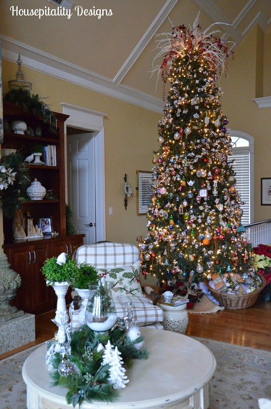Housepitality Designs: Holiday Open House Series~ Shirley From Housepitality