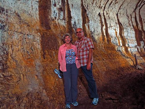 Lava Tubes Santa Cruz Galapagos