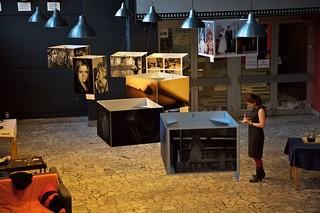 Vernisáž výstavy Hradecké kurzy fotografie