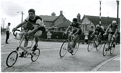 Moulton road racing