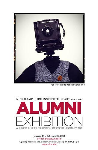 NHIA Alumni Exhibition 1/23/13 - 2/26/13