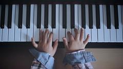 SAKURAKO- Piano lesson.