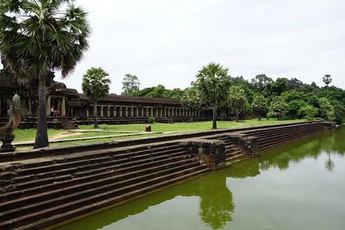 Entrance Angkor Wat