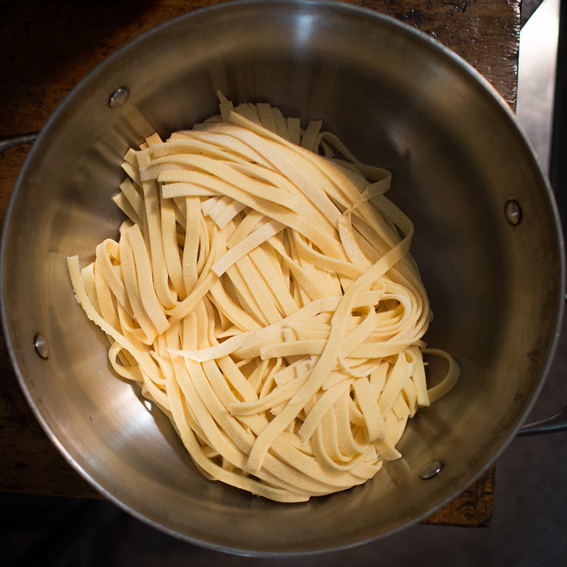 Better Homemade Pasta (an Easy Trick) pasta