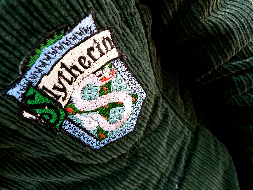 Slytherin Coat