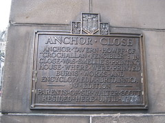 Photo of Black plaque number 30338