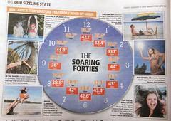 Gawler weather 17Jan2014 Advertiser newspaper (3)