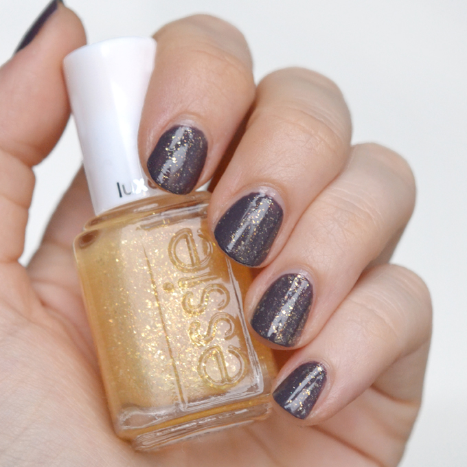 Astor Play The Graffiti & Essie As Gold As It Gets