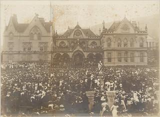 Memorial for Queen Victoria, 1901