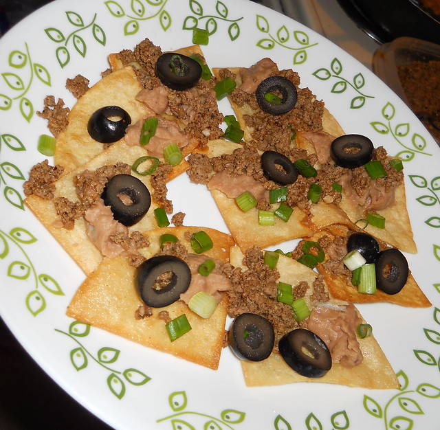 Superbowl Sunday nachos