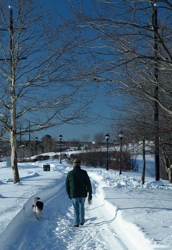 Trail walk