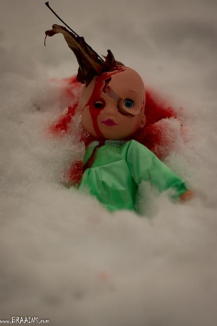 The Frozen Baby Incident