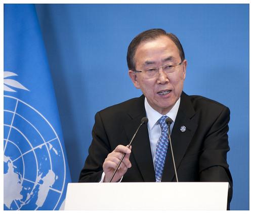 130408 Ban Ki-moon bij Timmermans 1990