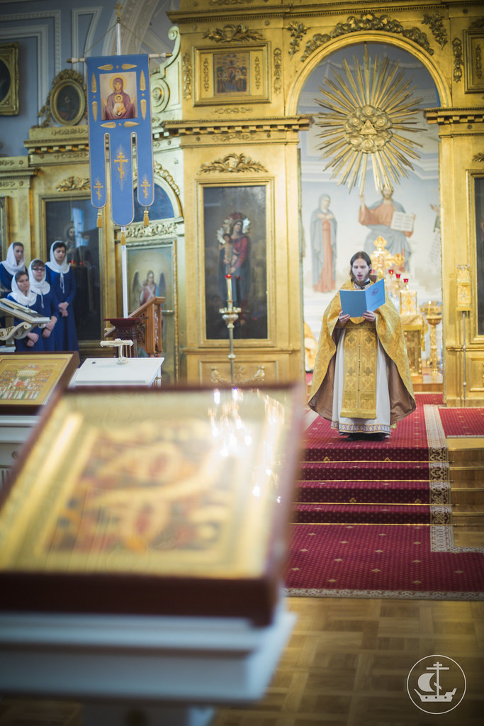 23 февраля 2014, Богослужения Недели о Страшном суде / 23 February 2014, Services of the Sunday of the Last Judgment