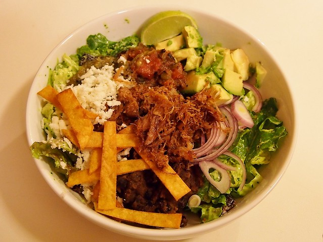 Carnitas Taco Salad