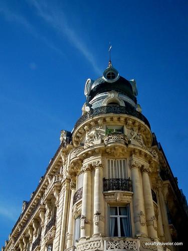 Place de la Comédie Montpellier, France