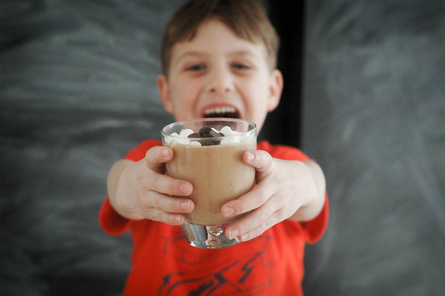 GIMME s'more-ah that smoothie. | Flickr - Photo Sharing!