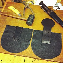 Belt pouch underway!