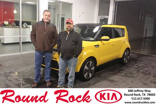 Thank you to Jeffrey Mosteller on your new 2014 #Kia #Soul from Eric Armendariz and everyone at Round Rock Kia! #NewCar by RoundRockKia