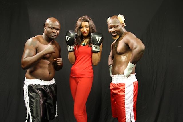 Bukom Banku, Sala and Ayitey Powers