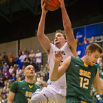 2014-03-12 -- NCAA men's basketball vs. St. Norbert